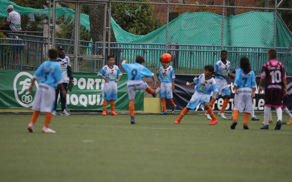 Boletín estadístico Preselectivo Babyfútbol Colanta Medellín, fecha 7 y 8.