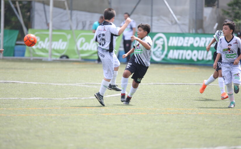 Boletín estadístico Preselectivo Babyfútbol Colanta Medellín 20 de septiembre