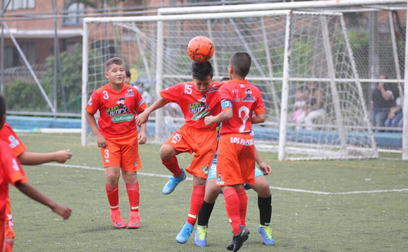 Siete equipos ya se encuentran clasificados a la fase Selectiva del Babyfútbol Colanta.