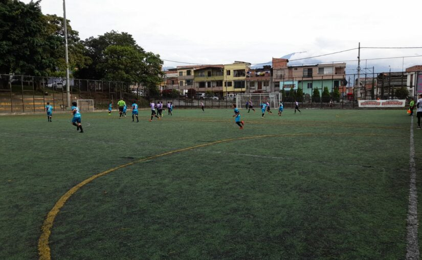 Boletín estadístico septiembre 6 Preselectivo Babyfútbol Colanta Medellín.