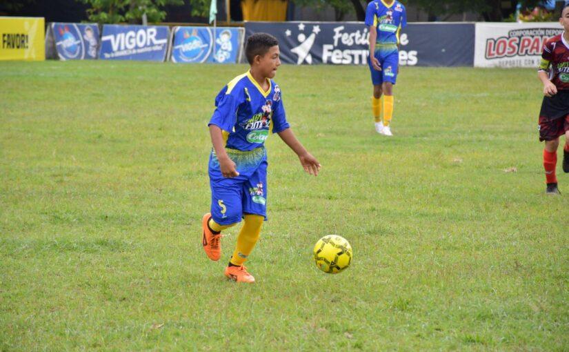 Boletín N°7 del Zonal del Valle del Cauca Babyfútbol Colanta 2021-2022.